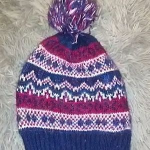 UNA TALLA winter hat